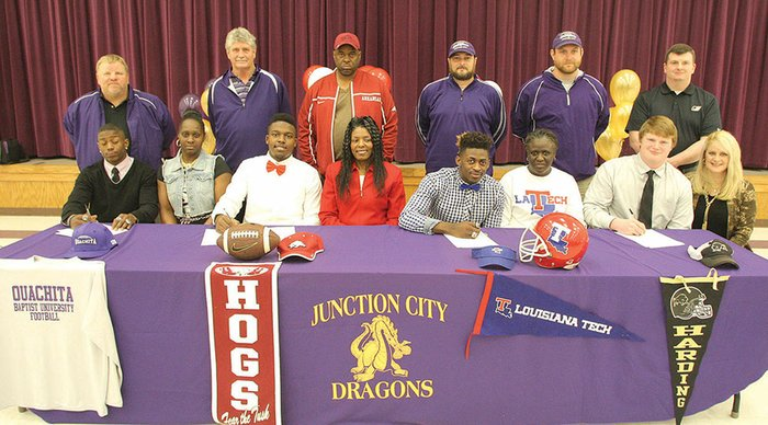 Armstrong State University >> El Dorado News Times Bell, Dancy among Dragons to sign letter of intent