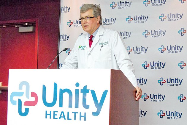 joining forces unity health combines wcmc harris hospital