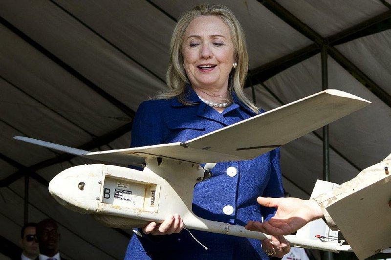 Fee would deploy drone as eye in Cammack skies