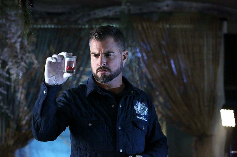 George Eads Shown Playing Investigator Nick Stokes Has Left The Long Running Cbs Police Proce Dural Csi After 15 Seasons