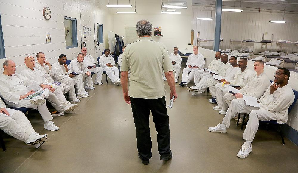 Prison ministry called a godsend