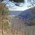 A trek to Hawksbill Crag makes for a great hike and a fine spot for a picnic lunch.