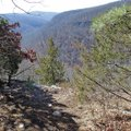 The hike to Hawksbill Crag on Feb. 6 reveals stunning views of the Buffalo River wilderness.