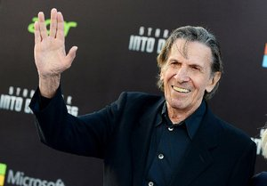 Leonard Nimoy, famous as Star Trek's Mr. Spock, announced last year that he suffered from chronic obstructive pulmonary disease, which he attributed to years of smoking.