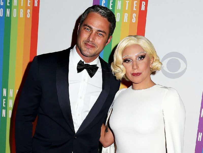 7 2014 File Photo Taylor Kinney And Lady Gaga Attend The 37th Annual Kennedy Center Honors In Washington Announced On Her Instagram Account
