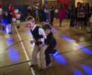 Mother & Son Date Knight Dance