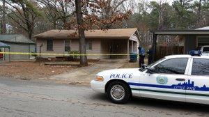 Suspected burglar shot after struggle with neighbor