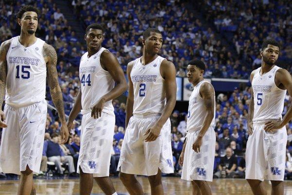 College Basketball Can Anyone Beat The Kentucky Wildcats: No Blueprint Filed To Beat Kentucky