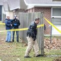 Springdale police investigate a shooting Friday at Applegate Apartments in Springdale that left 18-y...