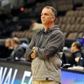 Wofford Coach Mike Young said the Terriers will have their hands full trying to contain Arkansas' Bo...