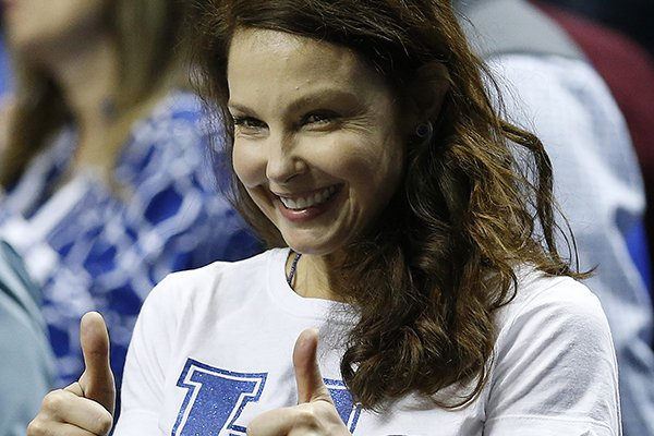 Image result for ashley judd kentucky ncaa tournament 2019