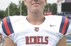 Quarterback Cole Kelley.