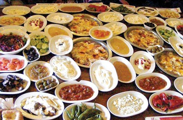 Turkish food festival features kebabs baklava more for Alanya turkish cuisine