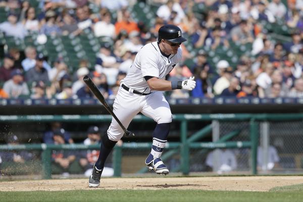 MLB report: McCann triples in Tigers' win