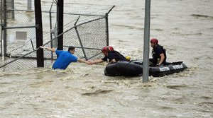 12 lost in Texas river; Mexico twister kills 13