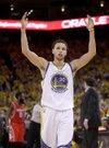Golden State's Stephen ...