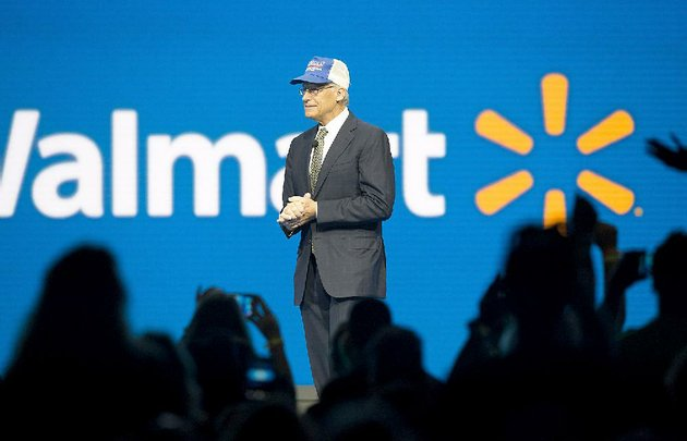 a discussion of wal mart founder sam walton So much of walmart's history is tied to the story of sam walton himself, and so much of our future will be rooted in mr sam's principles the road to walmart sam walton was born in 1918 in kingfisher, oklahoma.