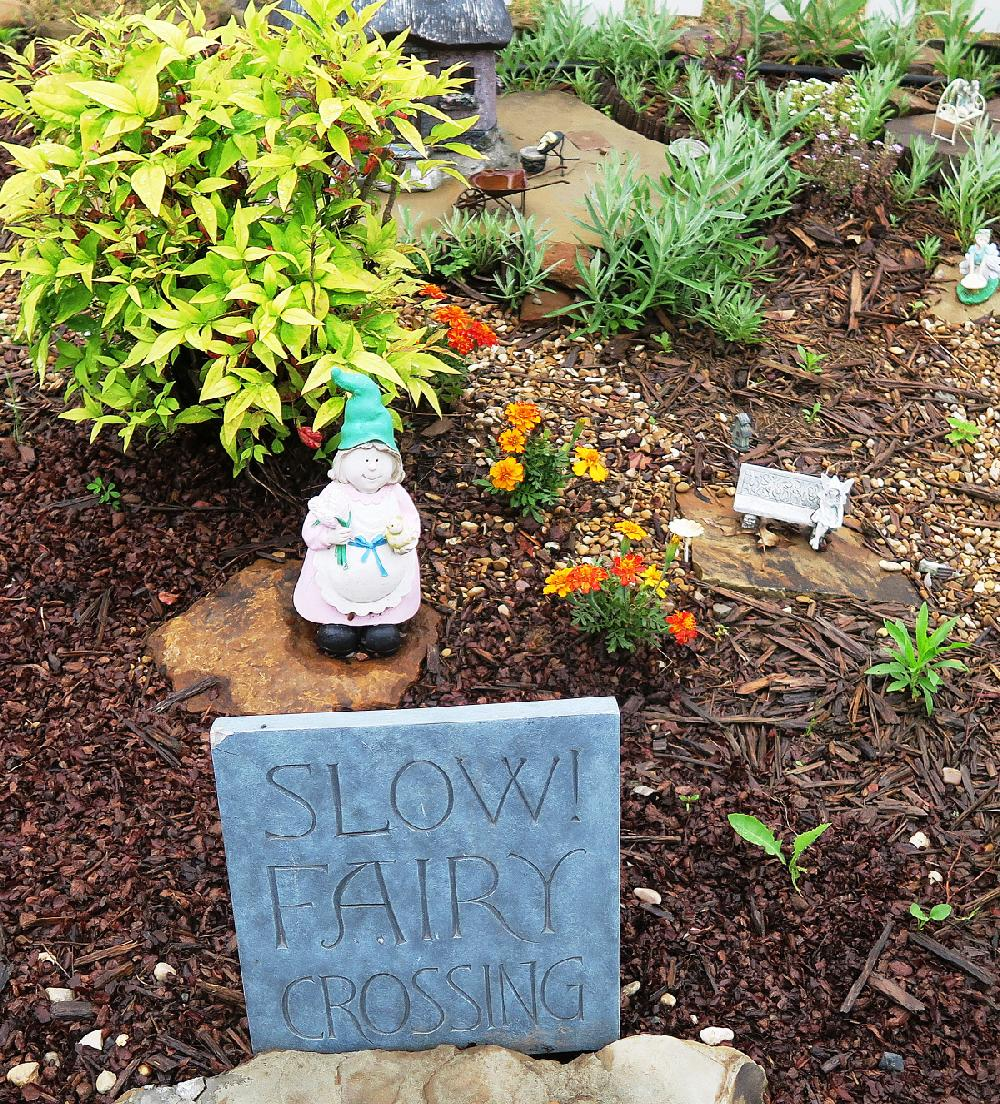 Fairyland scaping nwadg for Garden scaping
