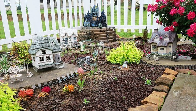 Fairyland scaping NWADG