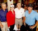 LR College of Business golf tournament