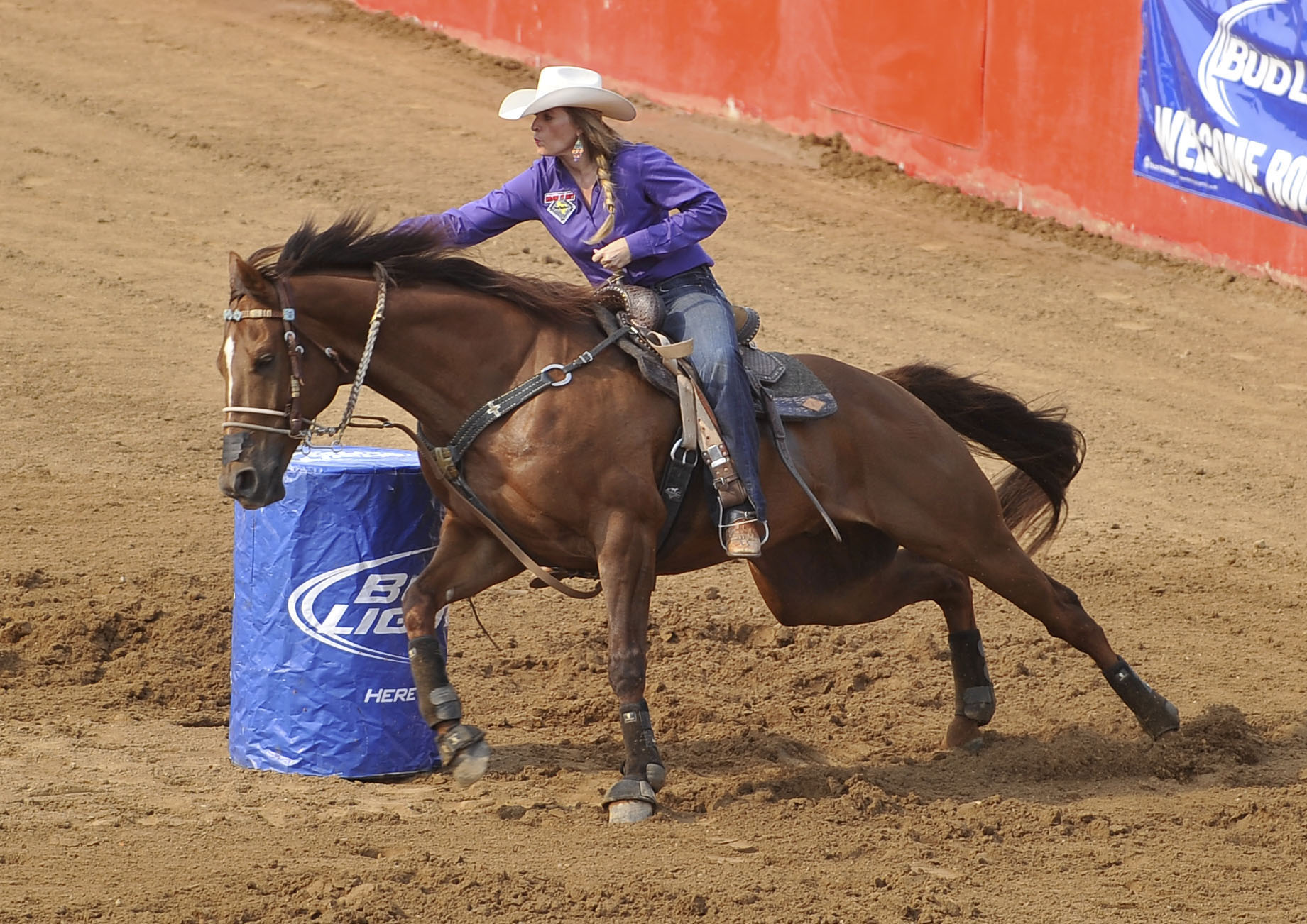 how to become a rodeo announcer
