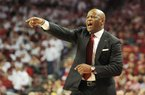 Arkansas Coach Mike Anderson was one of several SEC coaches who echoed South Carolina Coach Frank Martin's sentiments about the Confederate flag being removed from public places.