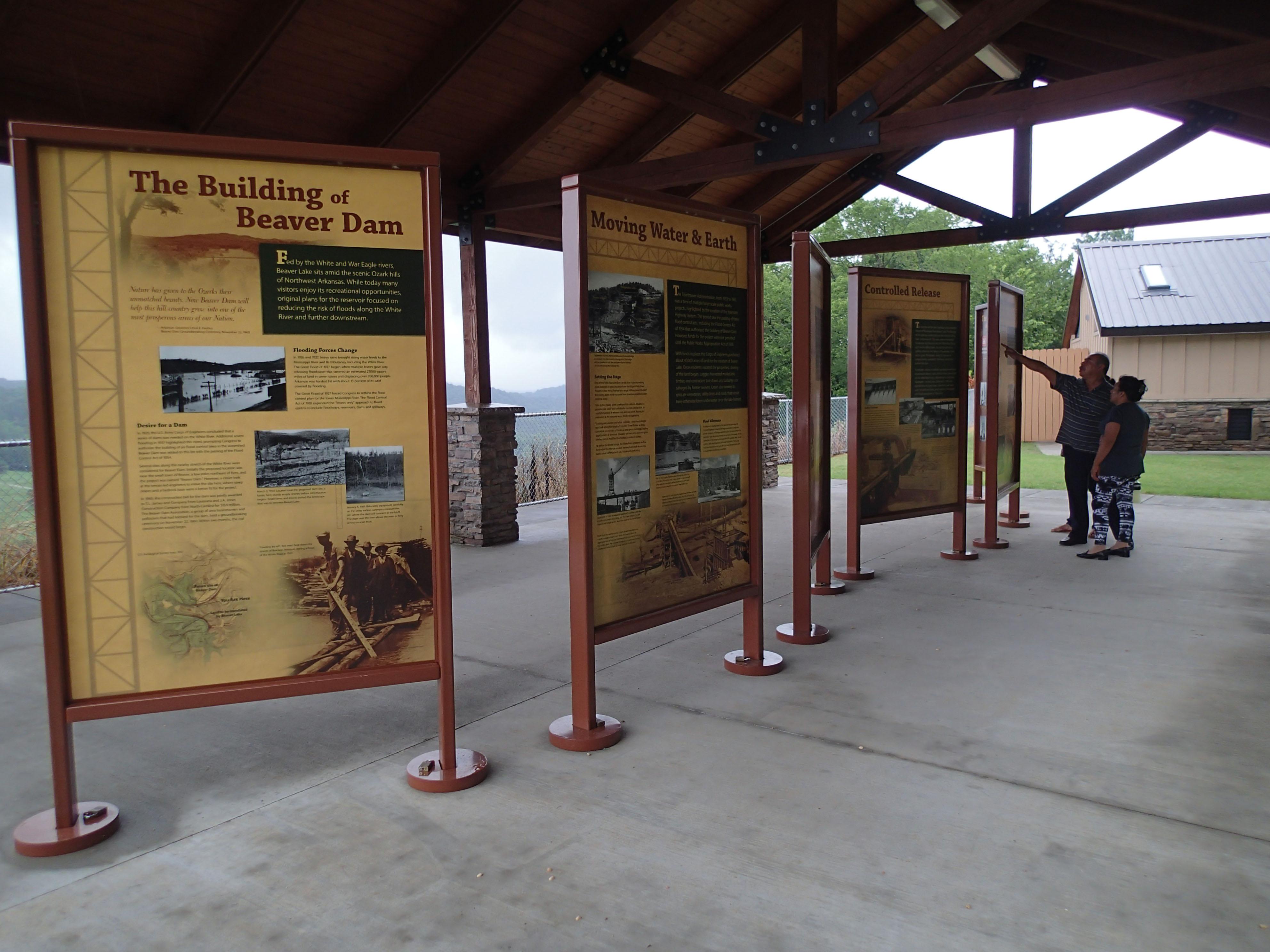 Overlook reveals history of Beaver Dam, lake