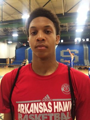 AR Hawks' Ethan Henderson receives U of A Offer