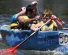 2015 Cardboard Boat Races