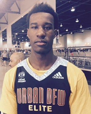 Small forward Cameron McGriff is looking to visit Arkansas.