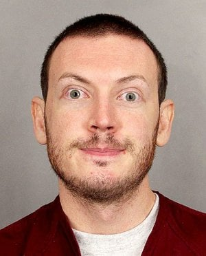 This file photo released on Sept. 20, 2012 by the Arapahoe County Sheriff's Office shows Colorado movie theater shooter James Holmes.