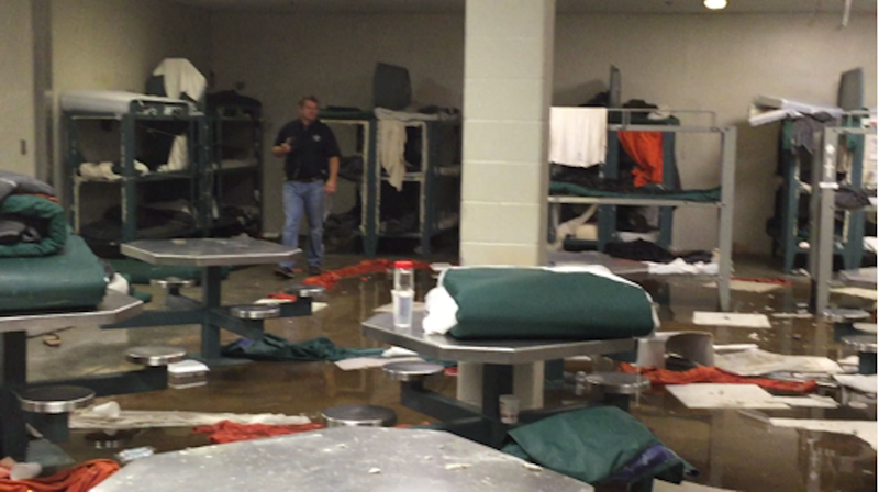 80 Jefferson County jail inmates involved in riot