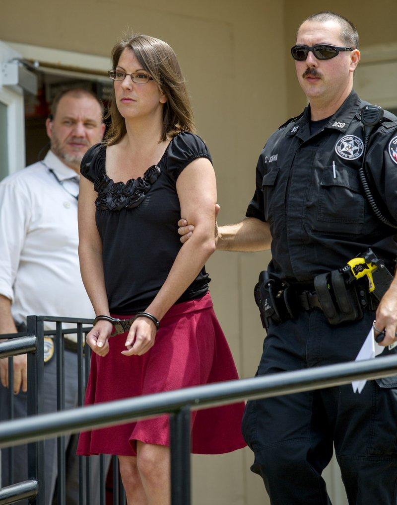 Former Siloam Springs Teacher Sentenced - One News Page VIDEO