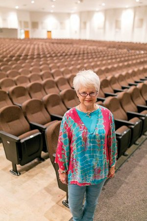 Linda Sullins taught drama and other related subjects at Clinton High School for almost nine years. She is now the Mutt-i-grees curriculum facilitator at the local high school and is active in a jail ministry with her husband, Burl.