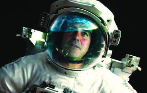 """The blockbuster movie """"Gravity,"""" starring Sandra Bullock and George Clooney, was seen by many as a spiritual film."""