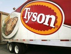 FILE — Tyson ...