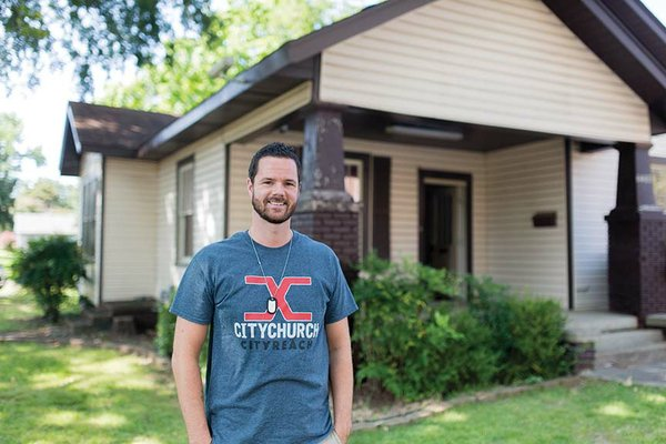 Deliver Hope leases house for resource center