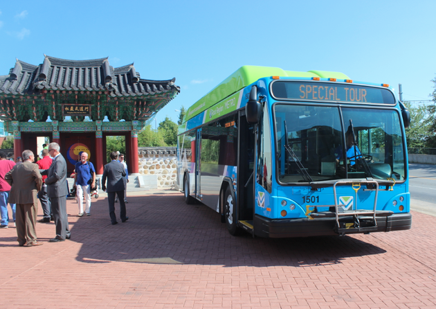 central-arkansas-transit-authority-on-tuesday-formerly-changed-its-name-to-rock-region-metro-and-debuted-new-natural-gas-powered-buses-including-the-one-on-the-right