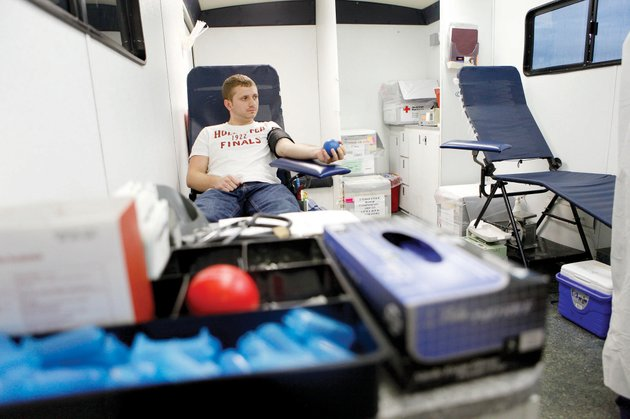 summer-is-usually-a-slow-time-for-blood-donations-but-that-does-not-mean-the-need-decreases-with-the-season-the-american-red-cross-is-facing-a-shortage-of-several-blood-types-and-donations-are-needed-in-order-to-prevent-an-emergency-situation