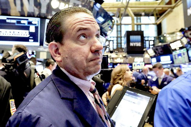 trader-tommy-kalikas-watches-tuesday-from-the-floor-of-the-new-york-stock-exchange-where-stock-prices-jumped-early-only-to-fall-sharply-later-in-the-session-extending-wall-streets-losing-streak-to-six-days