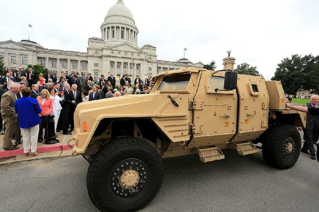 a-lockheed-martin-version-of-the-joint-light-tactical-vehicle-sits-in-front-of-the-state-capitol-on-may-26-as-part-of-a-push-for-87-million-in-state-funds-to-back-lockheed-martins-bid-to-build-the-army-vehicle-near-camden-the-money-was-approved-in-a-special-legislative-session-but-the-contract-was-awarded-tuesday-to-a-company-in-wisconsin