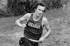 Niall O'Shaughnessy was a six-time all-American at Arkansas in the 1970s.