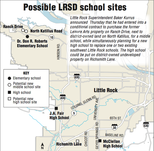 a-map-showing-possible-little-rock-school-district-school-sites