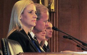 Arkansas Attorney General Leslie Rutledge is shown in this file photo.