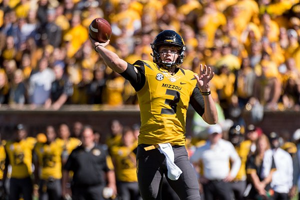 sec football lock to start again for mizzou