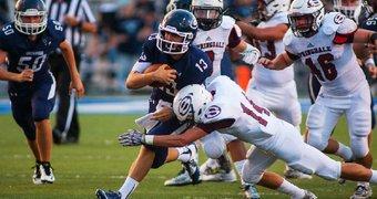 Greenwood quarterback Connor ...