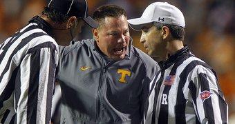 Tennessee head coach ...