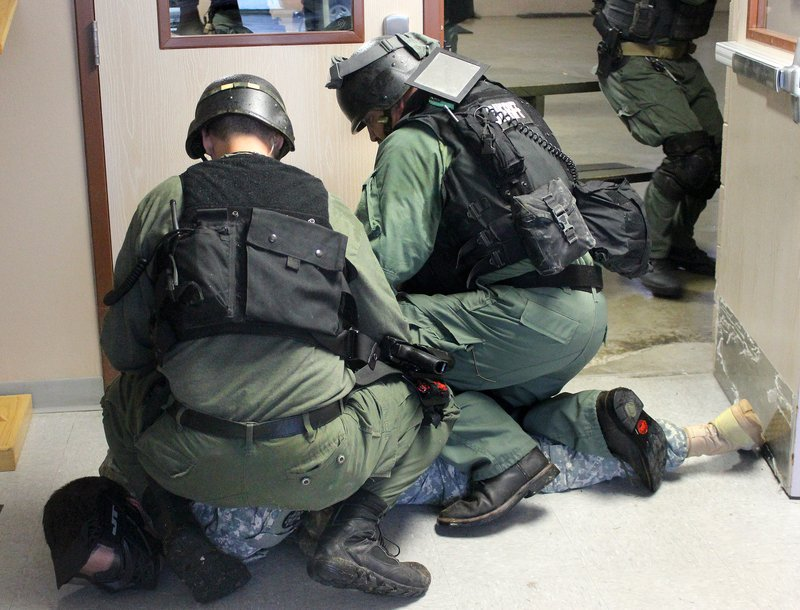 Special Response Team Available For Dangerous Situations