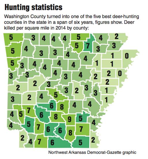 Local Deer Population Booms