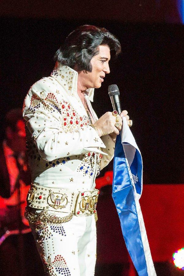 Music Touring Elvis Lives Stars Three Kings Onstage